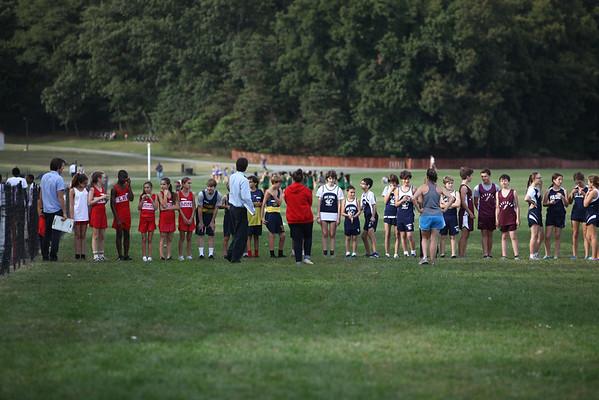 Bay Ridge Prep Track Meet 9-25-13