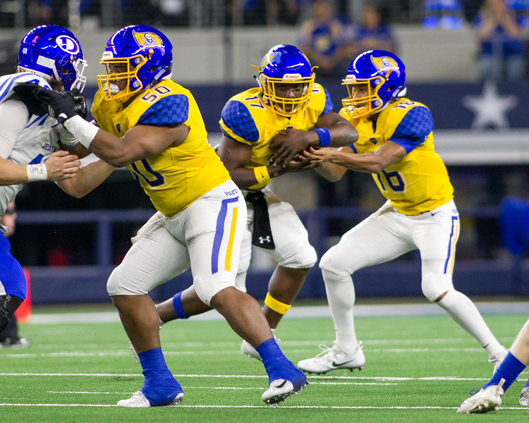 Decatur vs Waco La Vega