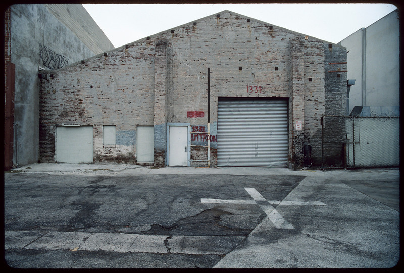L.A Gun Club and a minimarket, Los Angeles, 2004