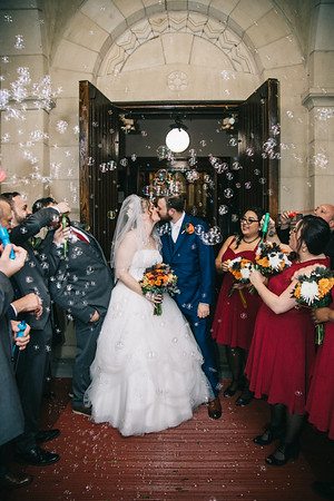 Adrienne & James' Wedding