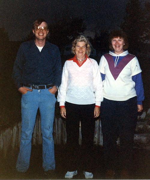 Aunt Jean Visits Wisconsin