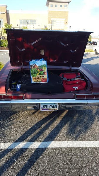 Cross Country Road Trip In A 1966 Impala