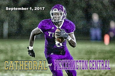 2017 Cathedral of Indianapolis at Pickerington Central (09-01-17)