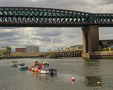 Bridges over the River Wear