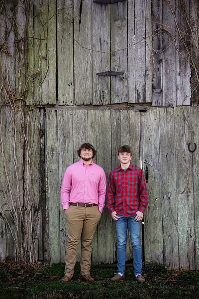 Parish Boys