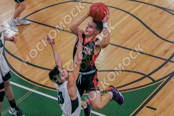 Taunton-Marshfield Boys Basketball - 02-25-20