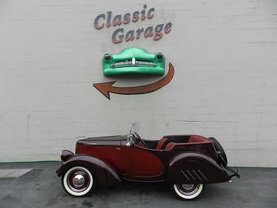 1939 Bantam - Classic Garage Restoration Progress