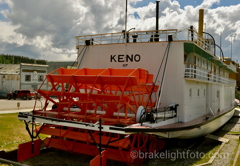 S.S. Keno National Historic Site