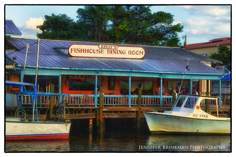 Kelly's Fishhouse from Tin City