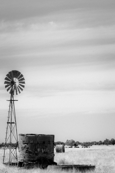 Water tank and Windmill