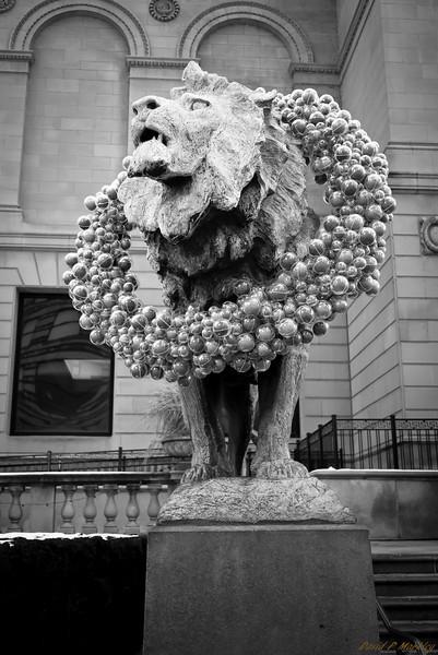Lion Wreath