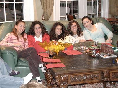 GOYA Fellowship - December 11, 2005