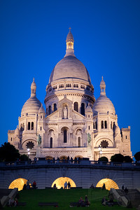 Sacre Couer. Montemare. Paris.