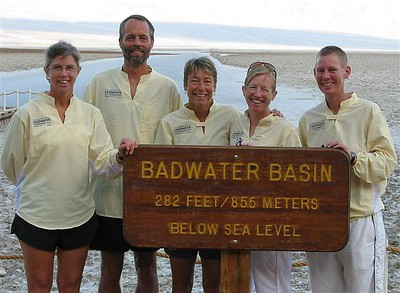 Badwater 2008 - Mary's turn
