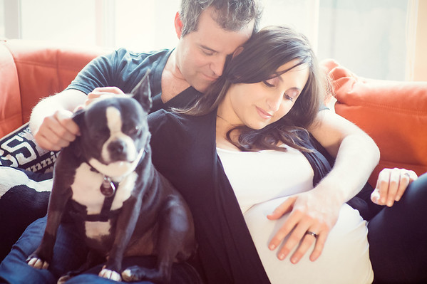Allyson & Andrew: Lifestyle Maternity Session | Los Angeles, CA
