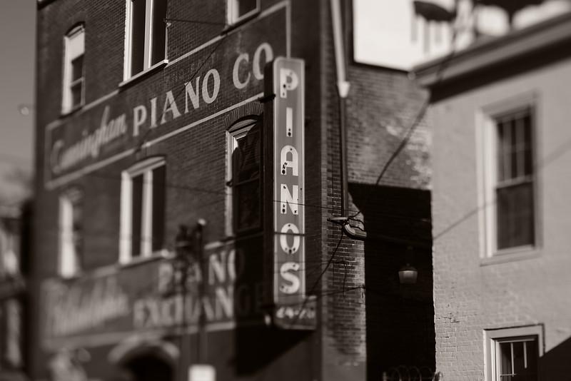 Piano Company---Philadelphia, PA