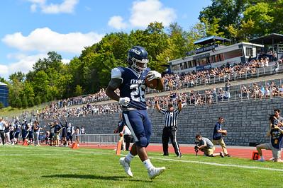 NCAA Football: Bridgewater St. vs Ithaca; 9/4/21