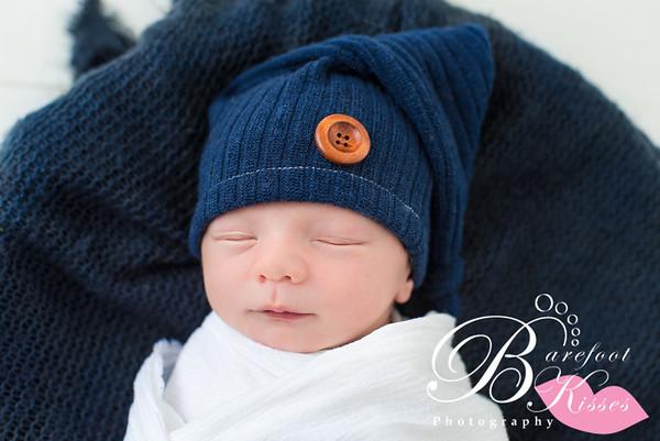 Benton Newborn Photos