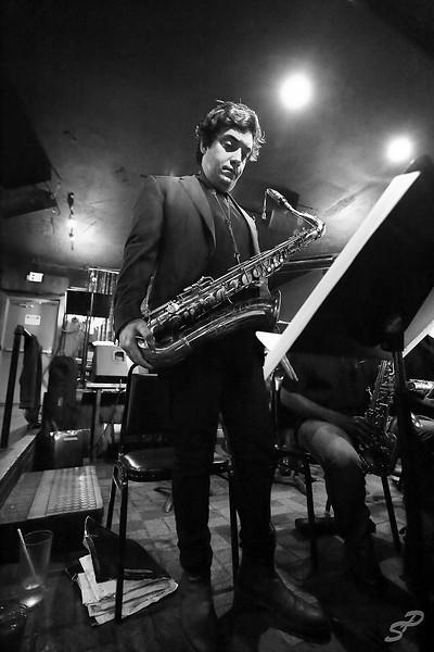 Barclay Moffitt, Drive-by Big Band