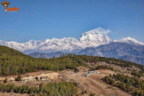 เนปาล   (1) Mohare + Khopra + Mardi Himal