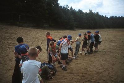 2000-2001 - Kamp - VIK - Opglabeek