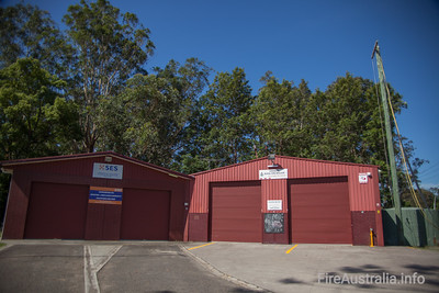 NSWRFS Cooranbong Fire Station.  Lake Macquarie District, The Lakes Zone. 