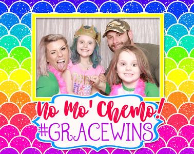 No Mo' Chemo! #graciewins