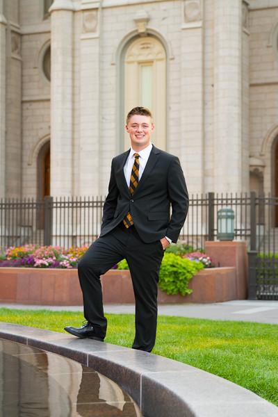 MISSIONARY portfolio for Caleb