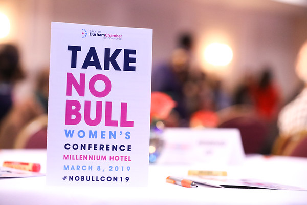 Women Take No Bull Conference 2019