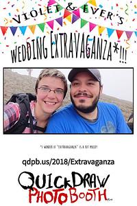 Violet & Ever's Wedding Extravaganza*!!!