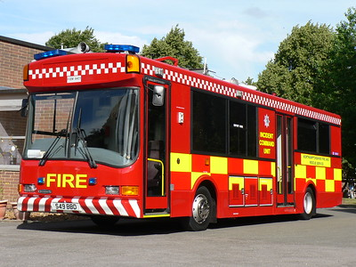 Northamptonshire Fire & Rescue Service