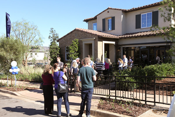 Toscana Model Home Grand Opening