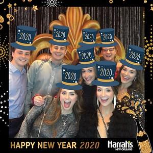 Harrah's New Years Eve 2019 @ Harrah's Casino