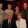 Bertie & Noreen Flynn with their children, Sinead, Declan, Cathal and Jarlath,  07W13W65