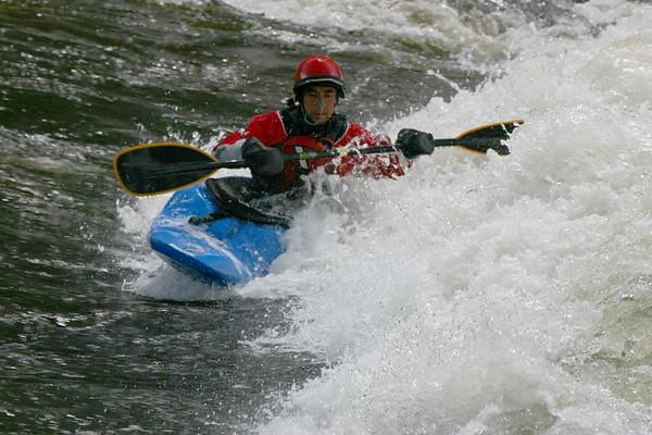 Kayaking - Yampa River