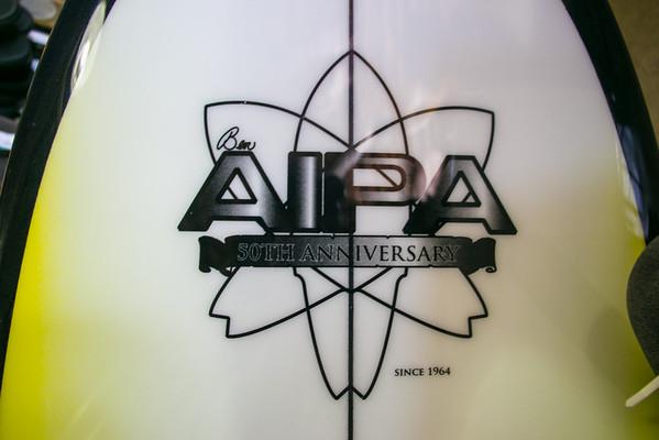 Ben Aipa's 50th Anniversary Event @ Esteem Surf Shop 5/24/14