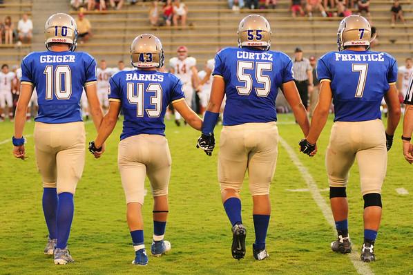 CHS Football 2014