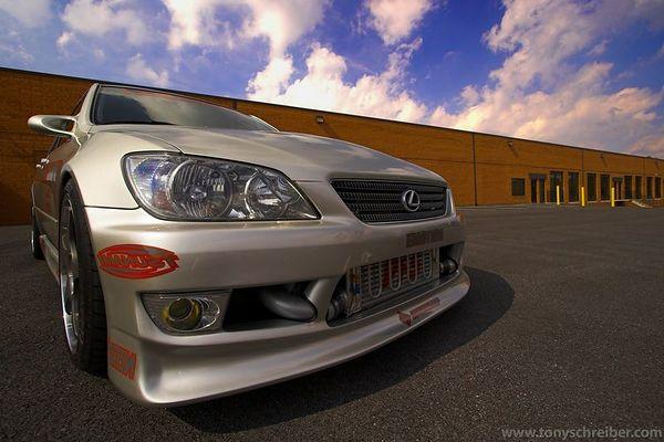 Tyler's Lexus IS300