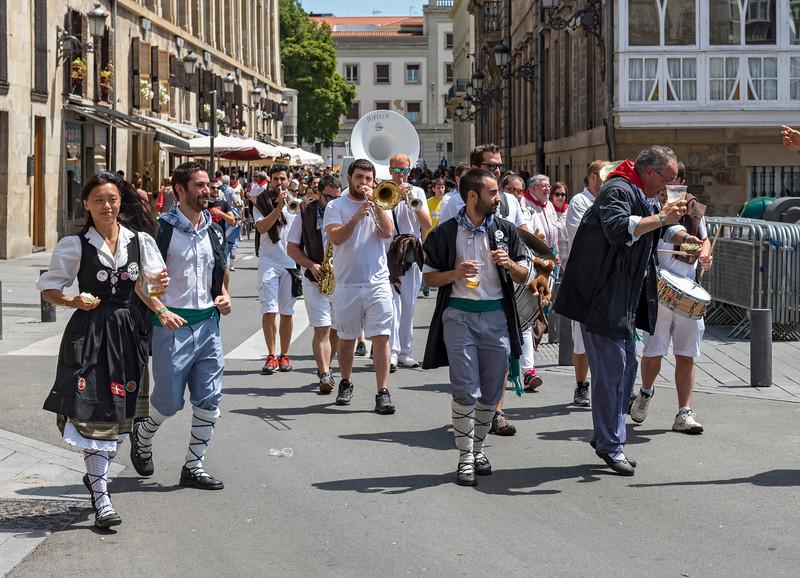 White Virgin Festival, Vitoria-Gasteiz