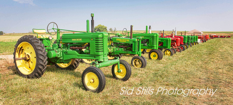 Yesteryear Tractor Show 2018