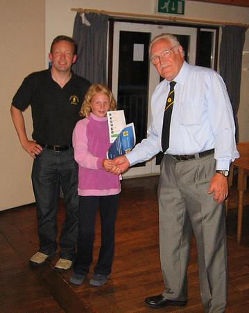 VKC Paddle Power Awards 2008