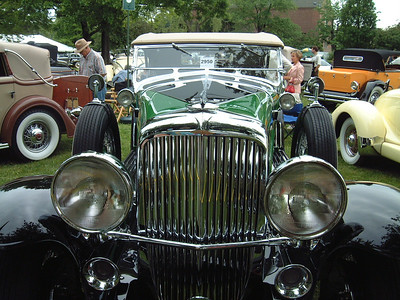Greenwich  (CT) Concours, CT  2005