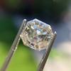 3.30ct Vintage Asscher Cit Diamond GIA J VS1 40