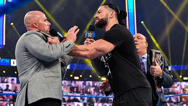 Roman Reigns - Digitals / Smackdown Jan 8, 2021