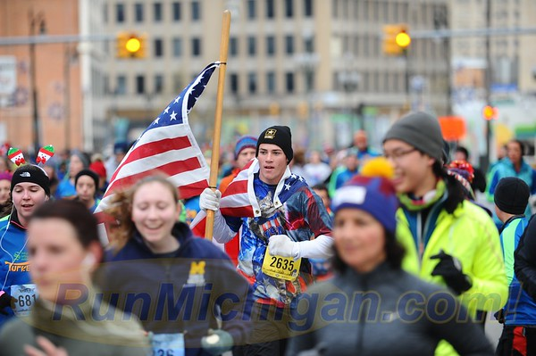 Highlights/Featured Gallery - 2017 S3 Detroit Turkey Trot