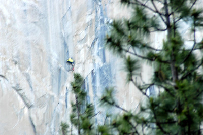 6/19/2005 - Yosemite Hike Day 2 : Yosemite Falls Trail