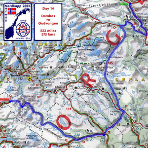 2010-Motorcycling GPS tracks,  routes & maps