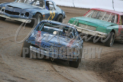 Coos Bay Speedway Dirt Oval - Sep 27, 2008