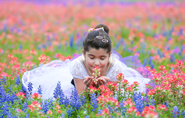 Special themed Sessions, BFF sessions, bluebonnets