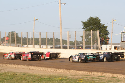 South Buxton Raceway, Merlin, ON, August 9, 2014